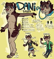 dani reference - anthro by catfarts