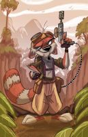 Squirrel GUN by Hesstoons