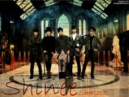 SHINee - Sherlock by JangNoue