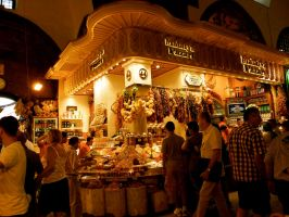 200 over stalls in the Spice Market by jacobjellyroll