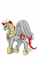 Knight Fire The Royal Guard! by FireAndRose