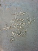 I Love You by forever--yours