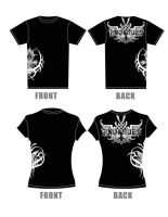 Engauged T-shirts by aziroth