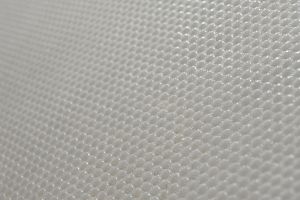 Plastic texture white by Patterns-stock