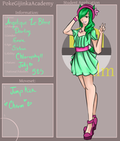 Meet Angel from Kalos~ by queensakima19876