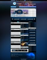 FODGAMING Webdesign by spyers