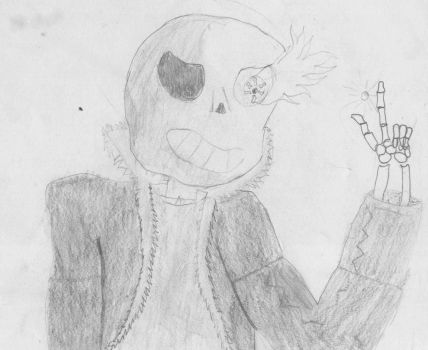Sans by Undertaletrasha