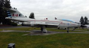 McDonnell CF-101 Voodoo by shelbs2