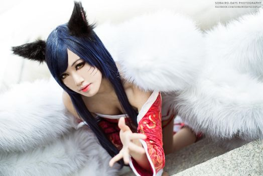 Ahri 1 by sorairo-days
