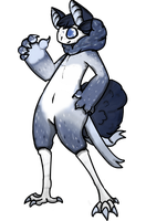 Flurry  Art trade for Greyscale-Renegade by flyingdingo78900