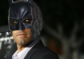 Ben Affleck BATMAN!!! by AlexSnake1