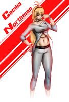 OC Character Request: Cecilia Northman by x2gon