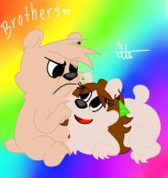 Brothers by Ctlna0199
