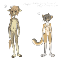 Anthro Adopties Eight +Closed+ by Stephys-Adoptables