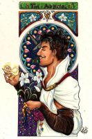 Dorian - The Magician by PeaceMakerSama