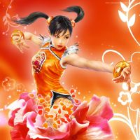 Ling Xiaoyu - Flowers by FeelDaViibe