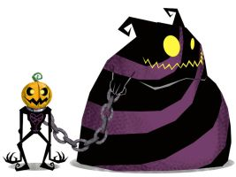 Heartless: Tricker and Treater by ChadRocco