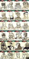 Marvel Sketch Cards-2 by lordmesa