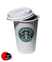 Starbucks Cup Render by zAkOLi