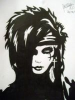 Andy Biersack by FayLo1
