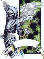 The Grimm Reaper by PM-Graphix