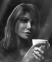 Morning Coffee by RicoCilliers