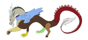 Discord - Colored by Alithographica