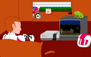 Contest Entry- Playing with Power- Blaster Master by Doctor-G