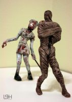 Silent Hill Sculptures by maddartist83
