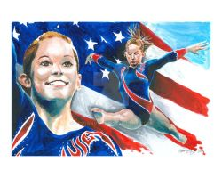 A better scan of Shawn Johnson by hoganvibe