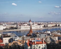 Budapest by jdesigns79