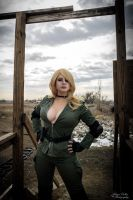 Sniper Wolf by HeatherCosplay