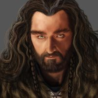 Thorin Oakenshield by 11syphuama