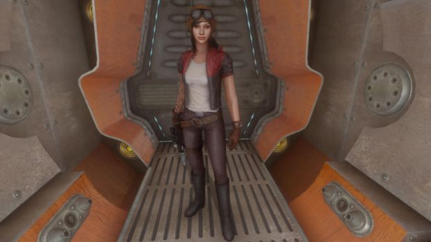 Dr Aphra II by CptRex