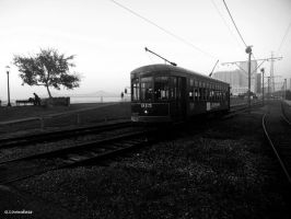 New Orleans Streetcar by Kicks02