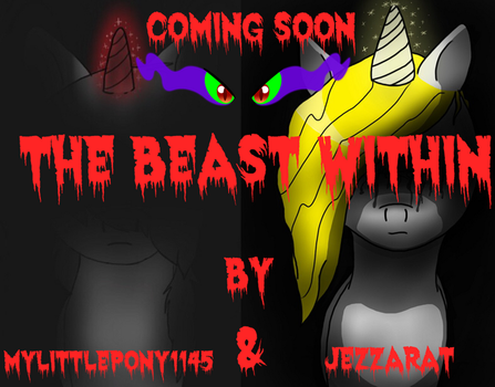 The Beast Within Video Poster Teaser (Updated) by JezzaRat
