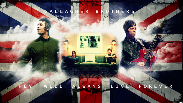 Gallagher Brothers By Joro6 by Lat1nGFX