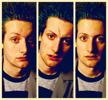 Tre Cool love by SuperPersille