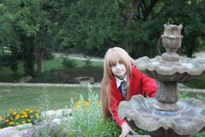 Taiga sees you by DascocoCosplay