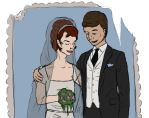 Meredith's Wedding Photo by ArtisticMuser