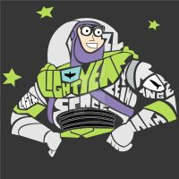 Buzz Lightyear by CreativeCamArt