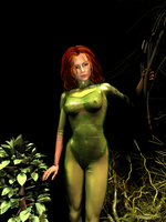 Poison Ivy 1 by Shallon4000