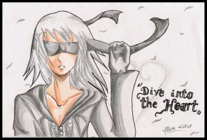 Riku : Dive into the Heart by Ariall