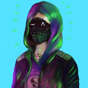 Wrench || Watch Dogs 2 by pinkastr