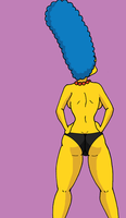 Dat Marge by fantasyembassy