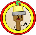 Object Crossovers #13: Paintbrush by PlanetBucket22