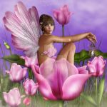 Tulip Fairy by CaperGirl42