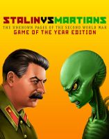 Stalin vs. Martians by maruhana-bachi