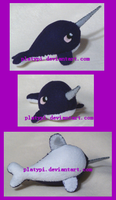 Wee whale by Platypi