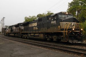 NS 8926 Passes Culpeper by rlkitterman